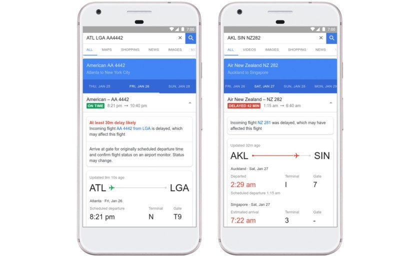Google: machine learning per prevedere i ritardi dei voli