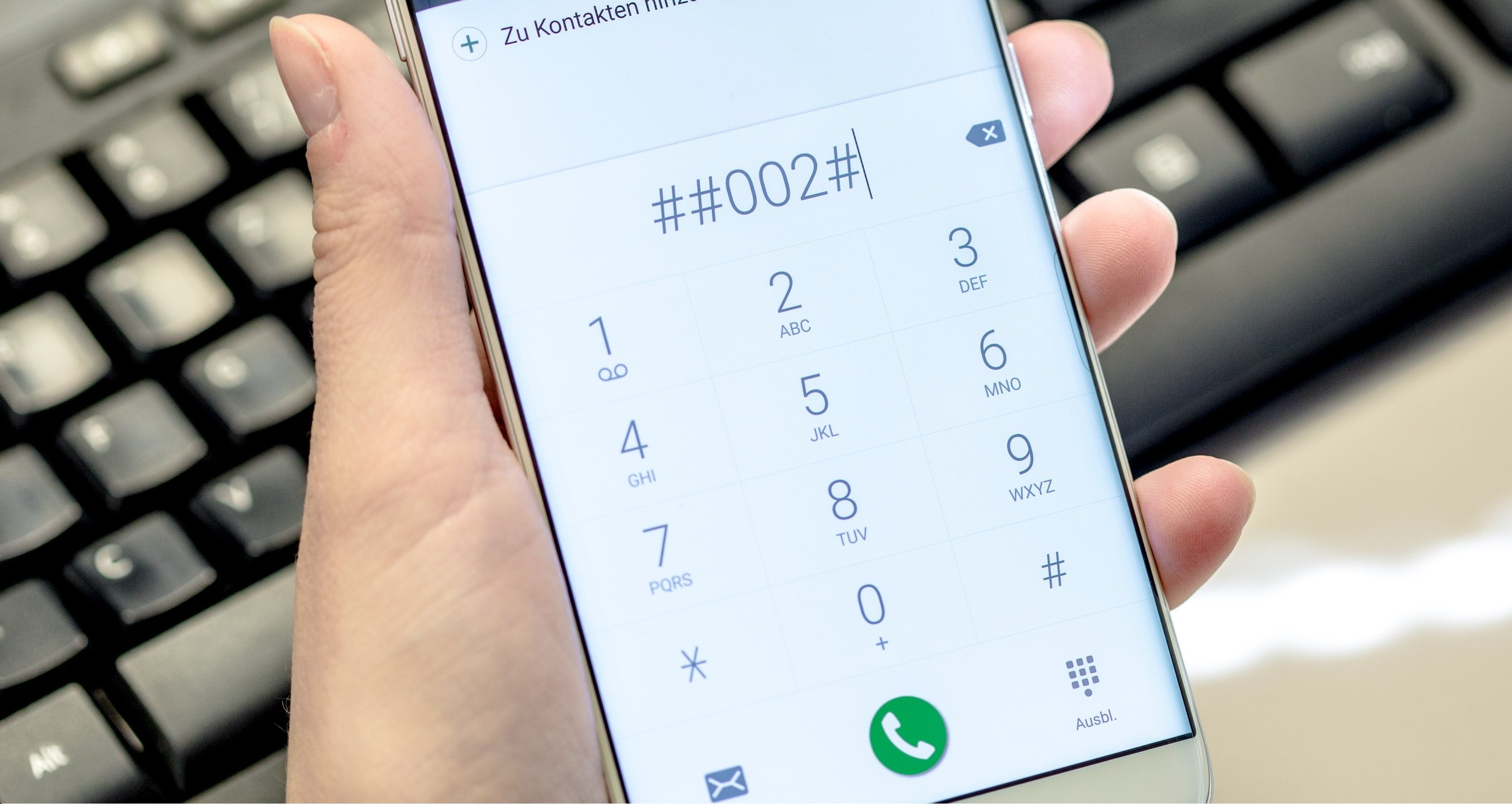 Samsung Galaxy S9, se il touchscreen non risponde