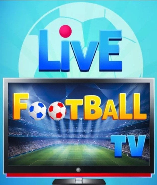 football live on tv