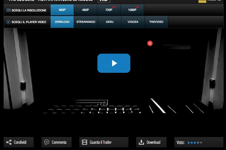 Come scaricare film da altadefinizione - La finestra di fronte streaming ...