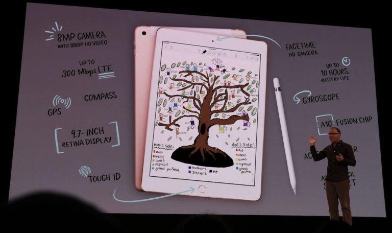 Apple, in arrivo un iPad economico il 27 marzo?