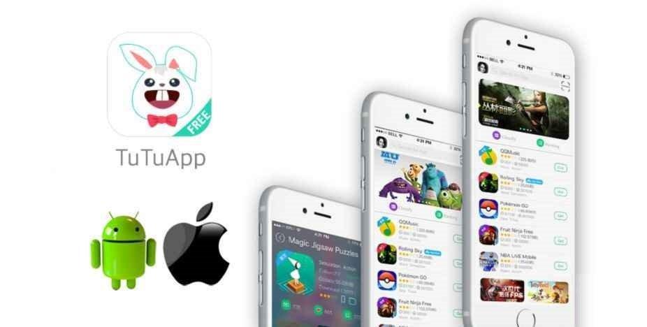 TuTuApp: Miglior Market alternativo per Android ed iOS (Senza Jailbreak)