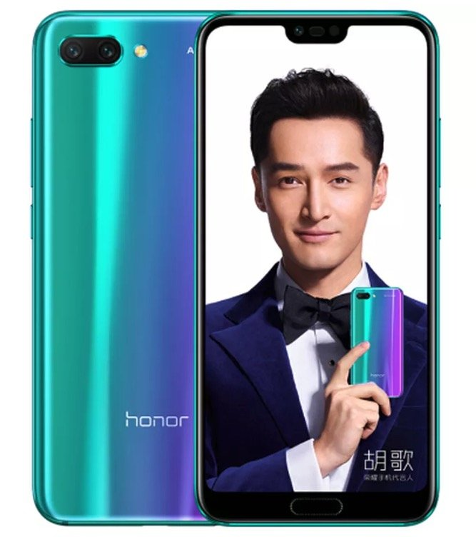 Honor 10, smartphone con dual camera intelligente