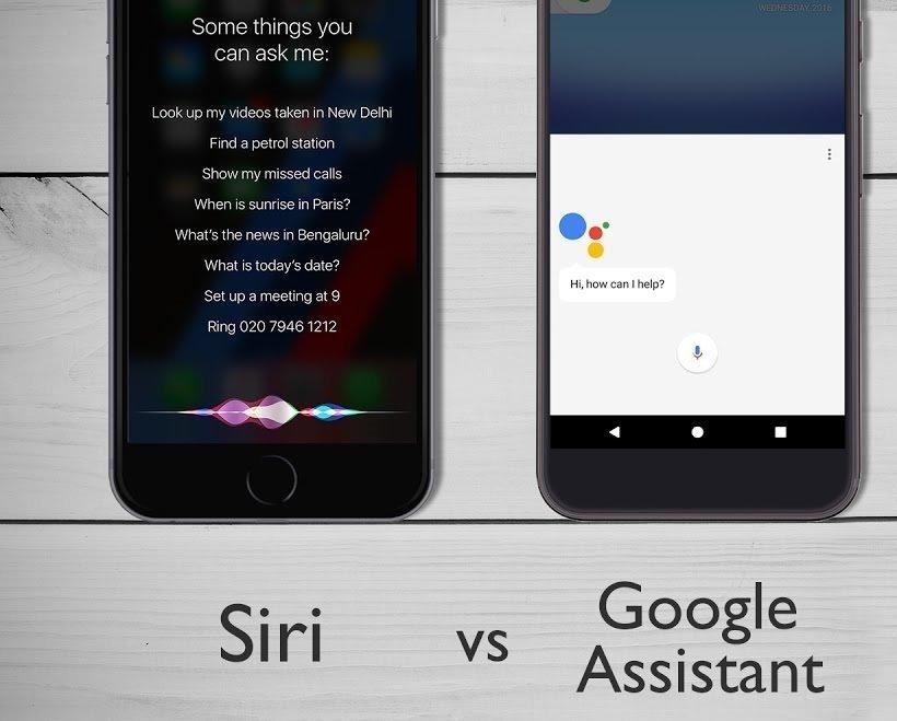 Siri supporta solo 200 dispositivi. Google Assistant oltre ...