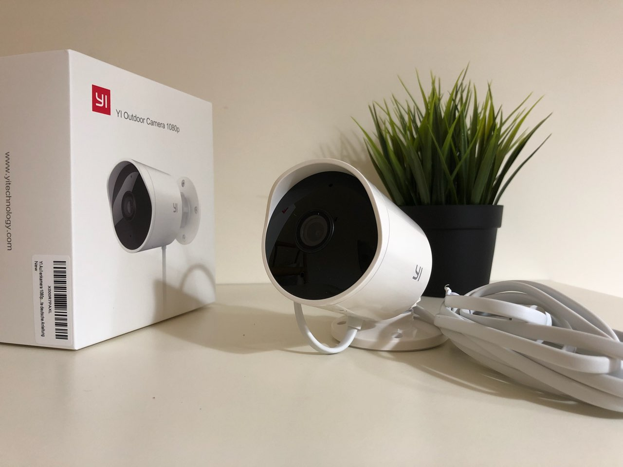 Recensione yi outdoor camera 1080 telecamera wifi da esterno for Microfono esterno xiaomi yi