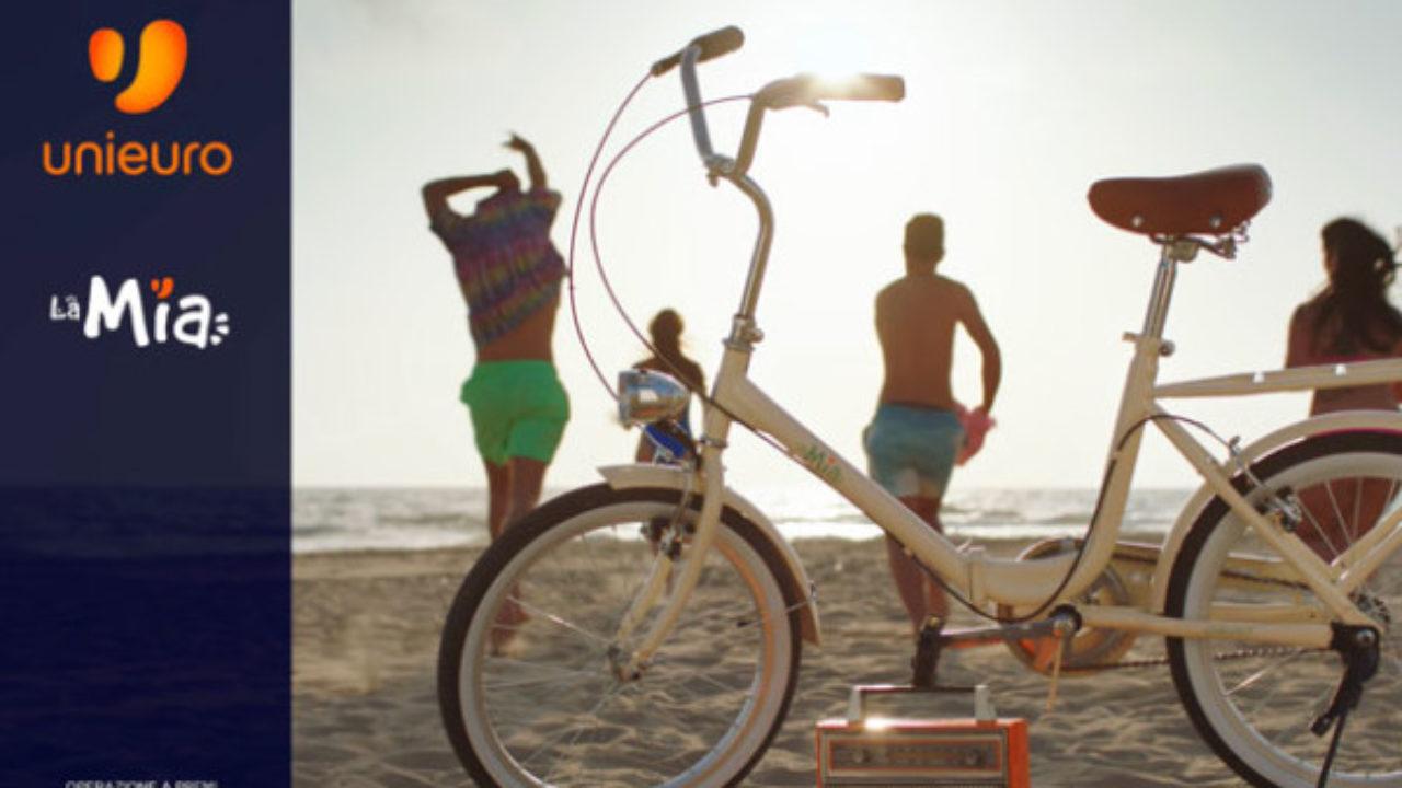 Bicicletta Lamia In Regalo Da Unieuro Ecco Come Ottenerla