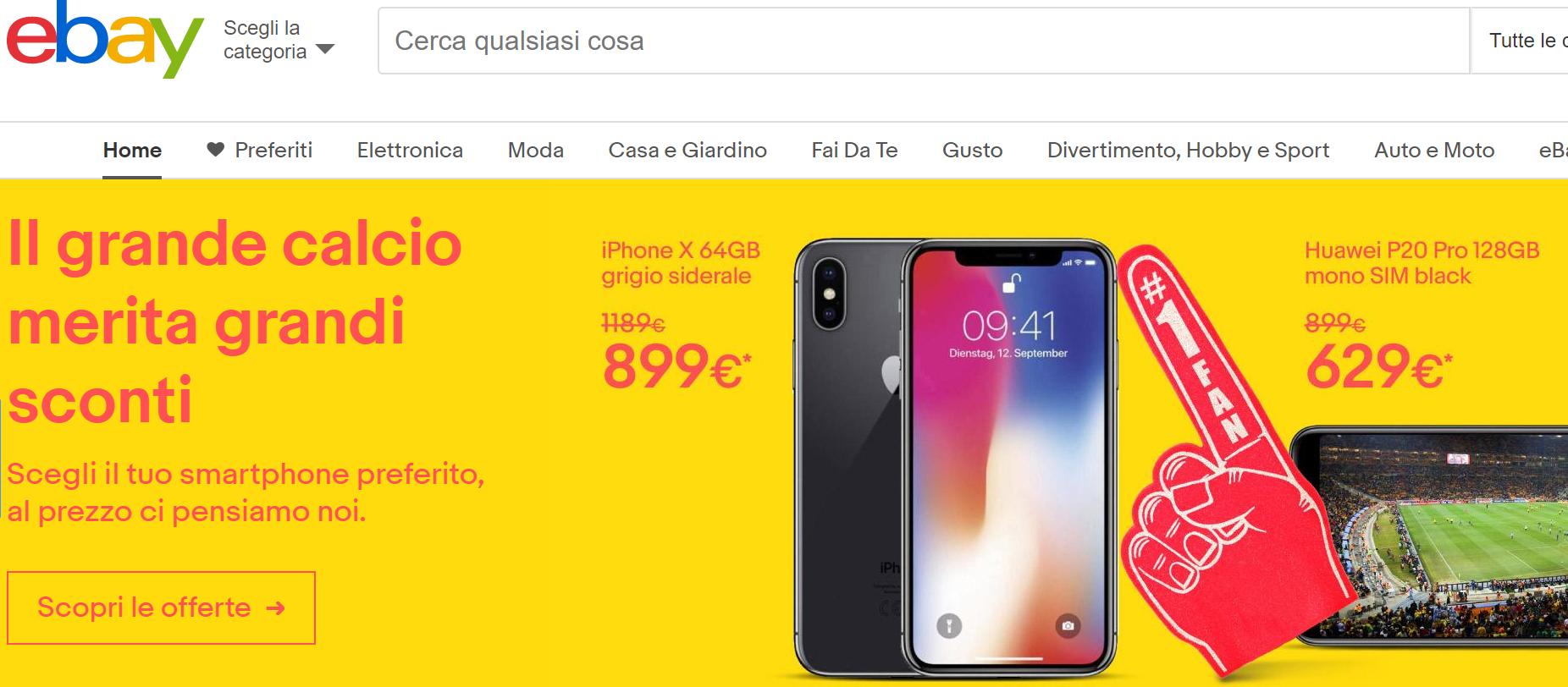 I migliori siti dove trovare smartphone a prezzi scontati for Siti dove regalano cose