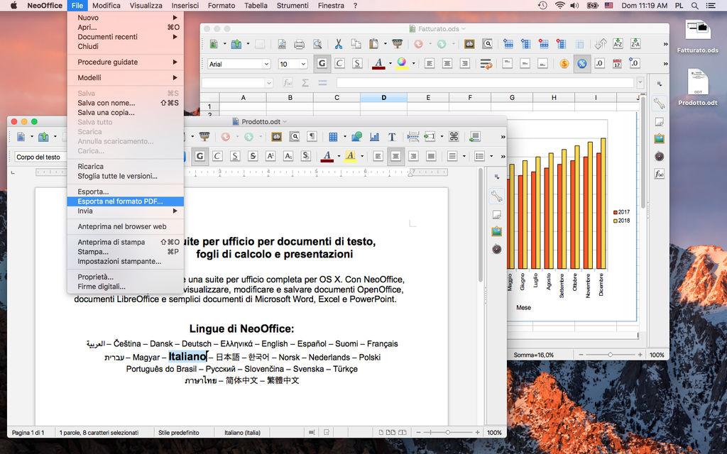 migliore alternativa a office per mac