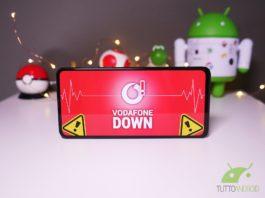 Vodafone Down Non Funziona