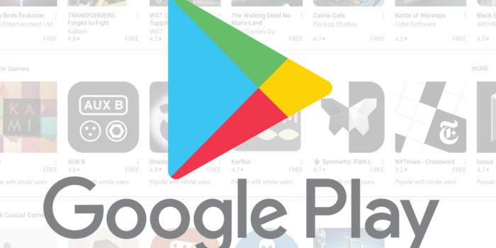 Scaricare app con android