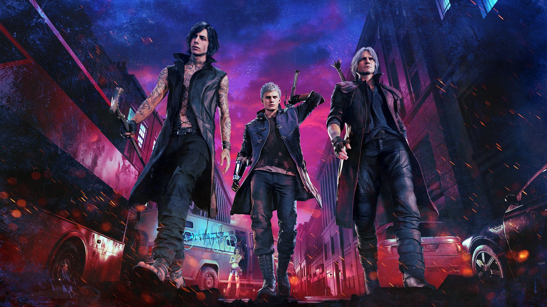 Devil May Cry 5 requisiti PC