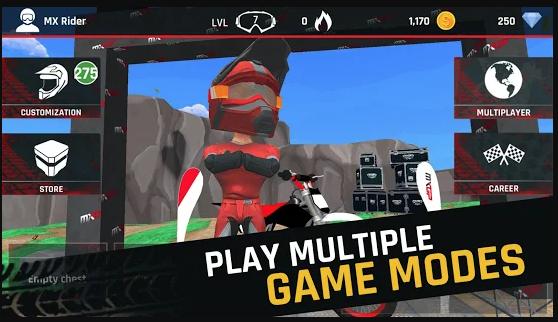 Milestone annuncia MXGP Motocross Rush per dispositivimobile
