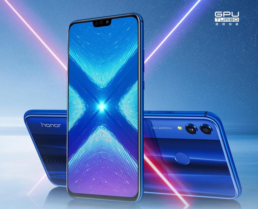 Honor 8x e 8x max ufficiali display oltre 7 pollici e for Smartphone piccole dimensioni