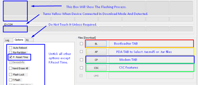 Flash Firmware Samsung con ODIN: Differenze tra CSC e HOME_CSC