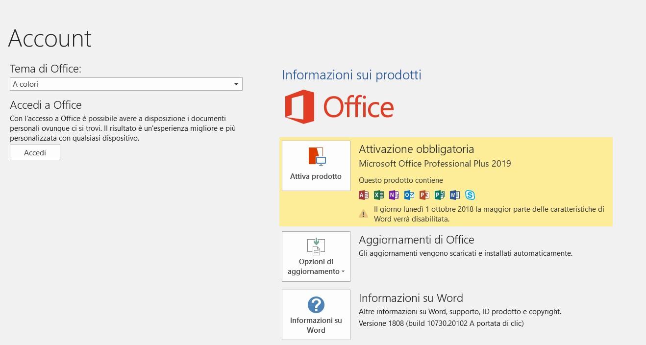 Download ISO Office Professional Plus 2019 per Windows [Link Diretti]