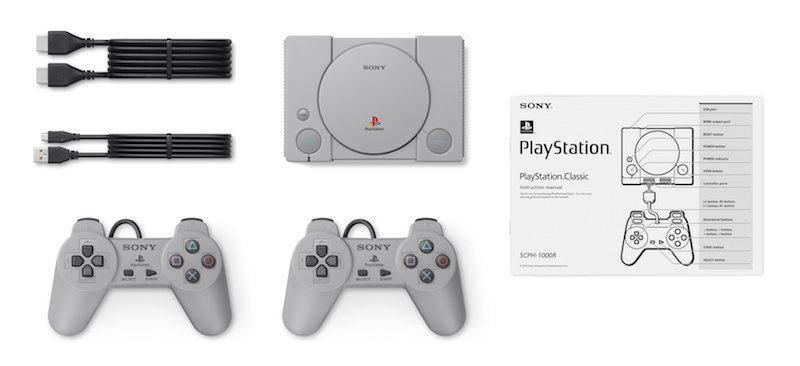 PlayStation Classic Ufficiale