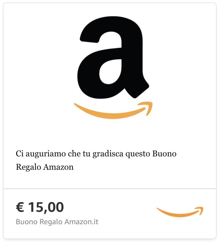 Vinci 4 buoni amazon con yourlifeupdated offertech for Buoni regalo amazon gratis