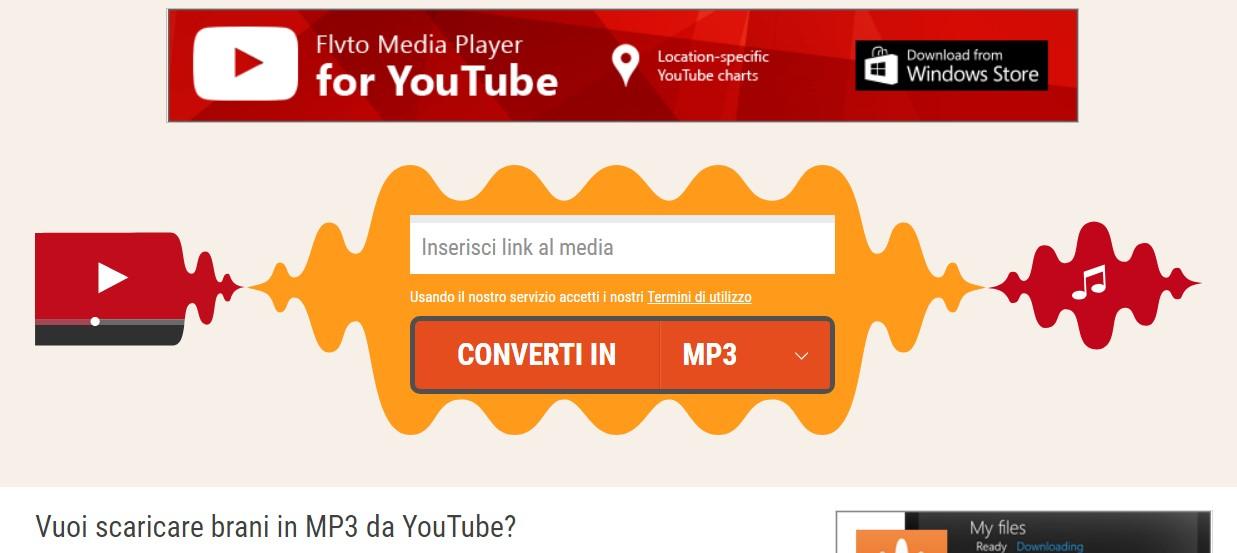 scaricare musica da youtube download gratis