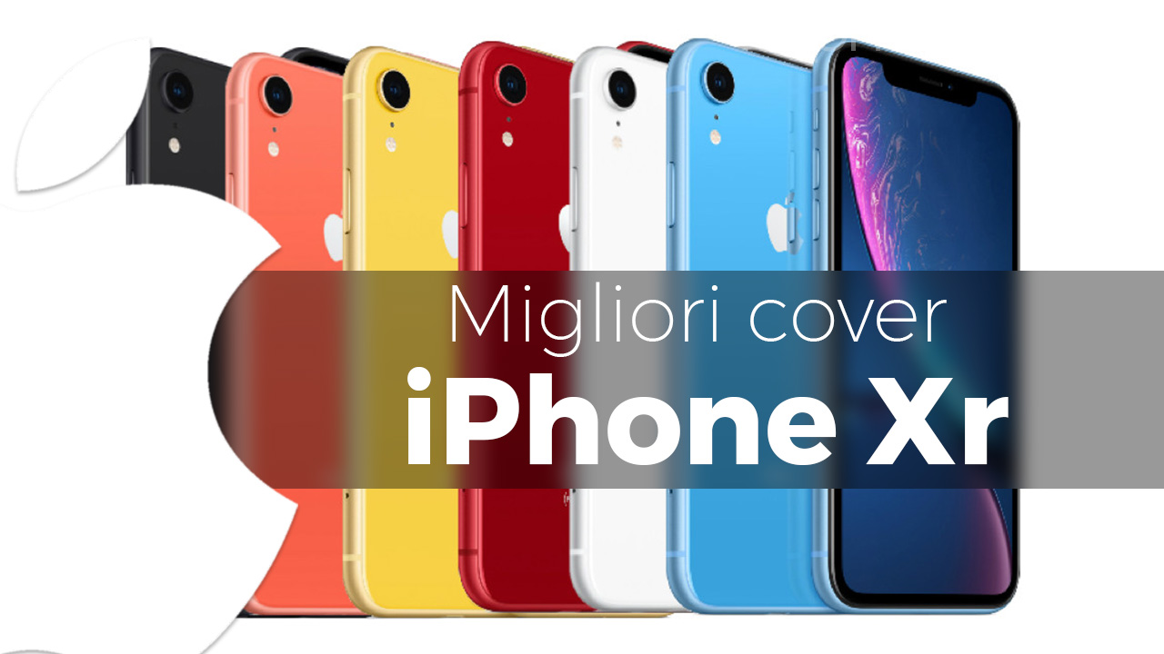 UNBREAKcable Cover iPhone XR - Custodia iPhone XR Silicone
