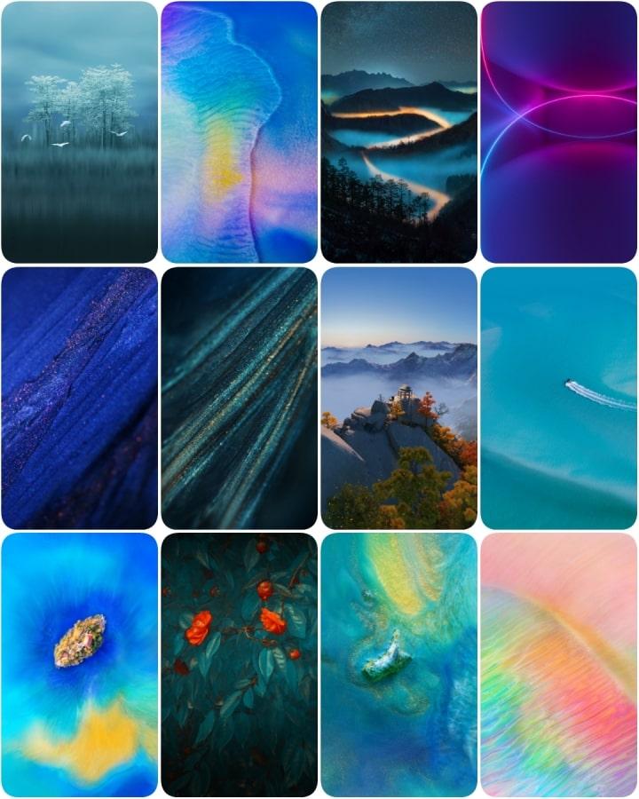 Huawei Mate 20 Pro Wallpaper Download Sfondo Originale
