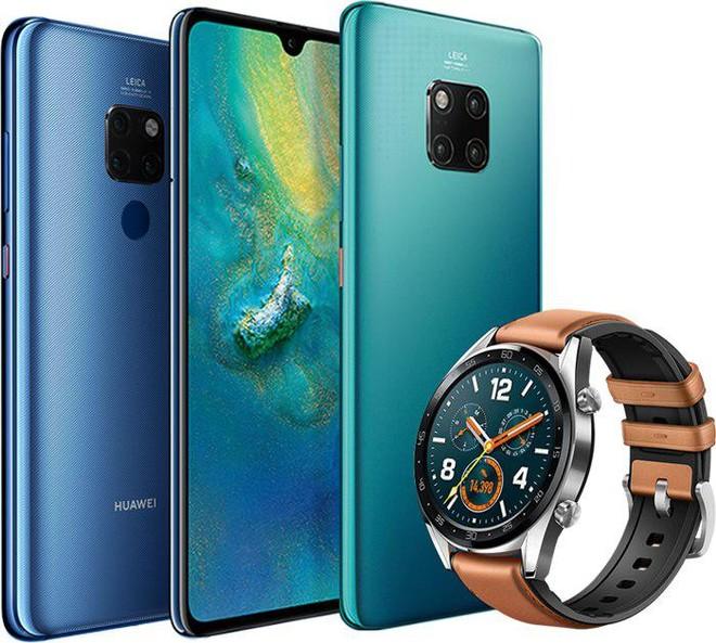 Huawei Mate 20 è ufficiale