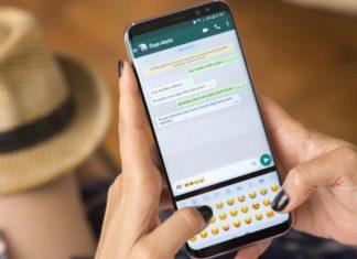 Inviare messaggi a numeri non aggiunti in rubrica