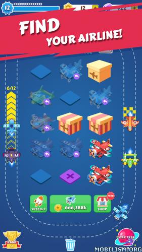 Come ottenere soldi infiniti illimitati, monete infinite illimitate e altri trucchi nel gioco Merge Plane - Click & Idle Tycoon per Android