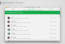 Notifica Contatto Online WhatsApp