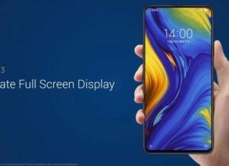 Xiaomi Mi MIX 3 è ufficiale