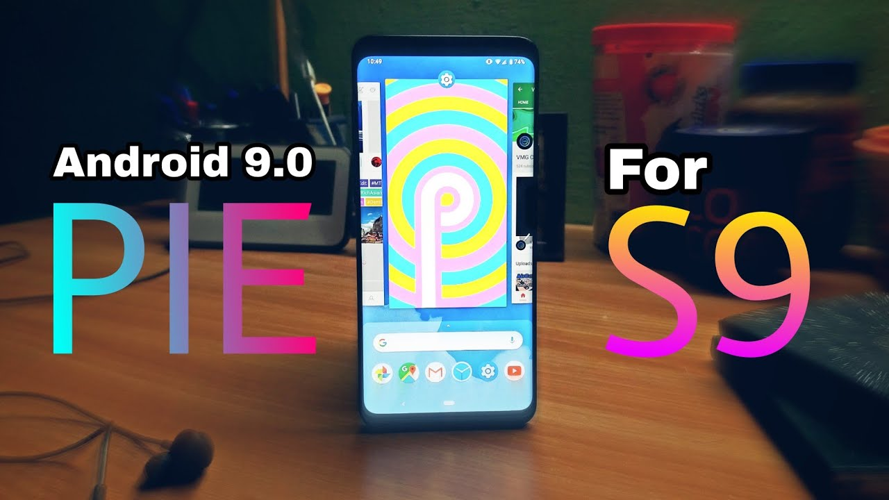 Download Android Pie Beta for Galaxy S9 and S9 Plus