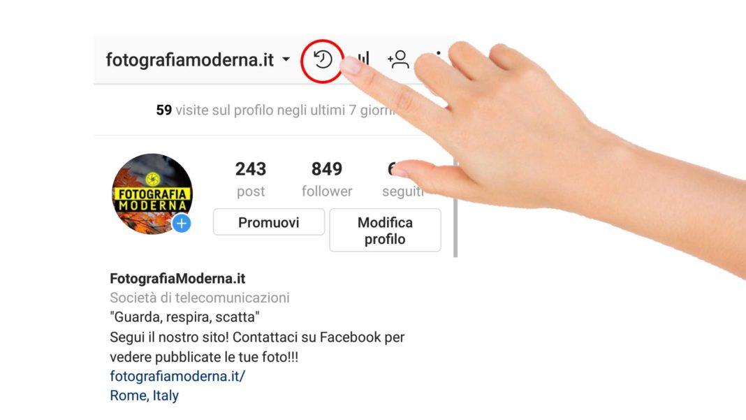 Archivio Instagram: Come funziona e dove trovarlo ...
