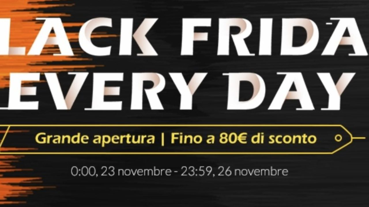9666035037ae Black Friday 2018 Xiaomi Mi Store: Smartphone ed altro in super sconto