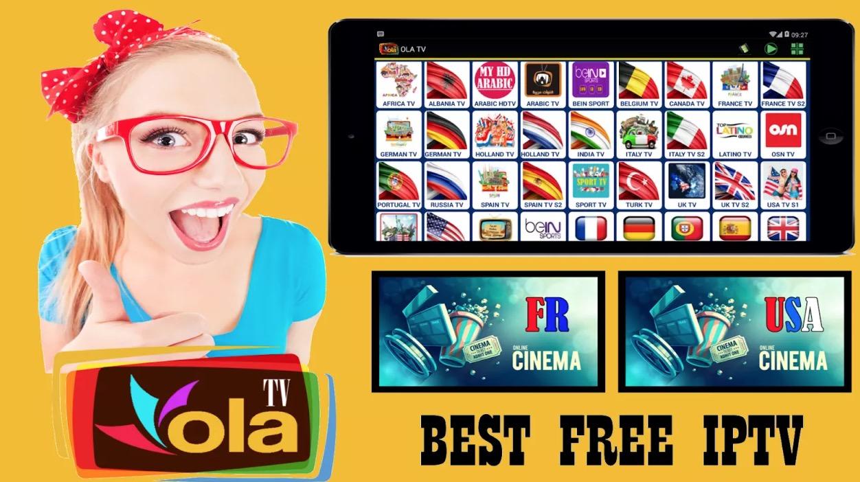 OLA TV APK Android Download: nuova app IPTV da provare