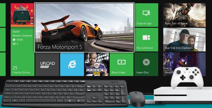 Giochi che supportano mouse e tastiera su Xbox One