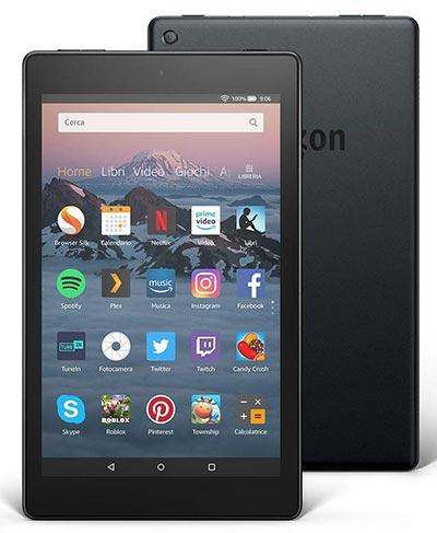Come Installare Play Store Su Amazon Fire HD 8