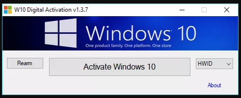 W10 Digital Activation Program come si usa?