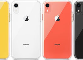 Custodia TPU iPhone XR