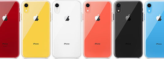 Custodia TPU iPhone XR