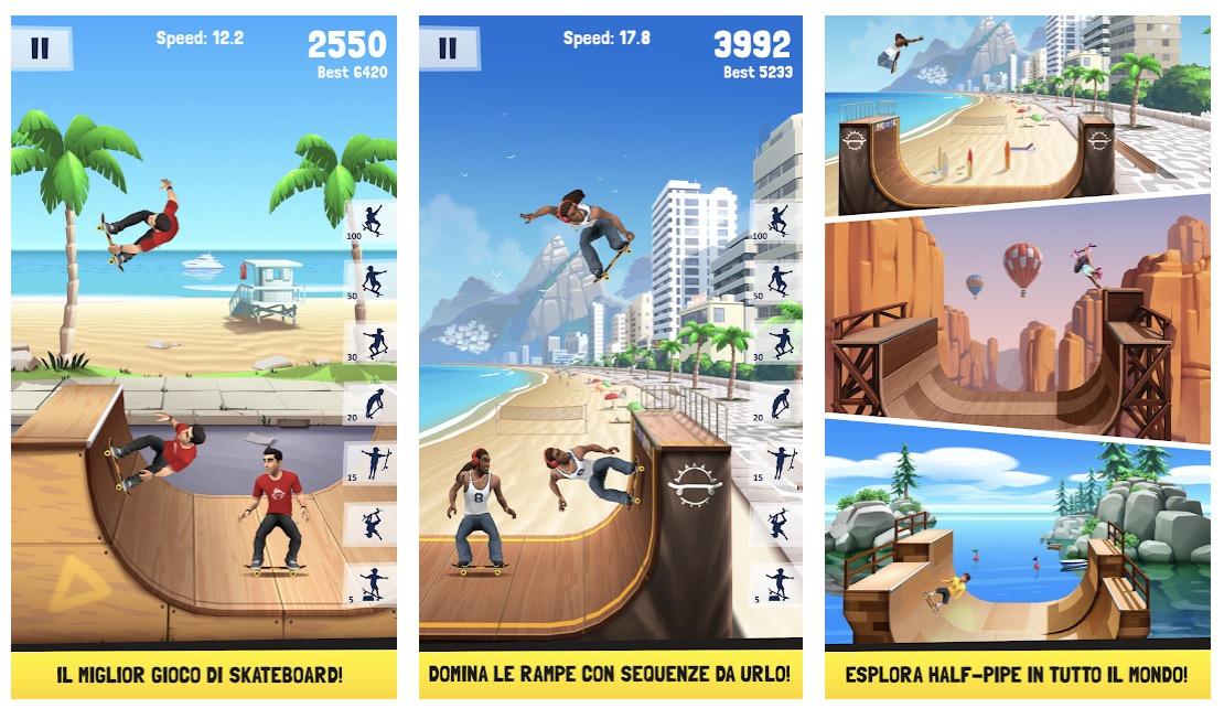 Flip Skater Trucchi Android Aggiornati