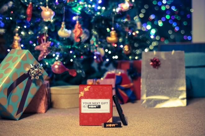Le offerte di Now TV per Natale 2018