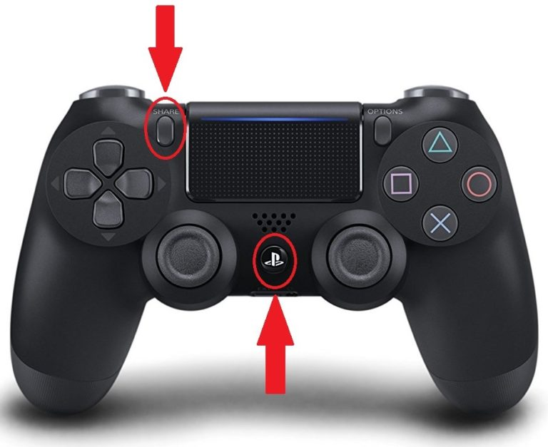 how to connect ps4 controller to android