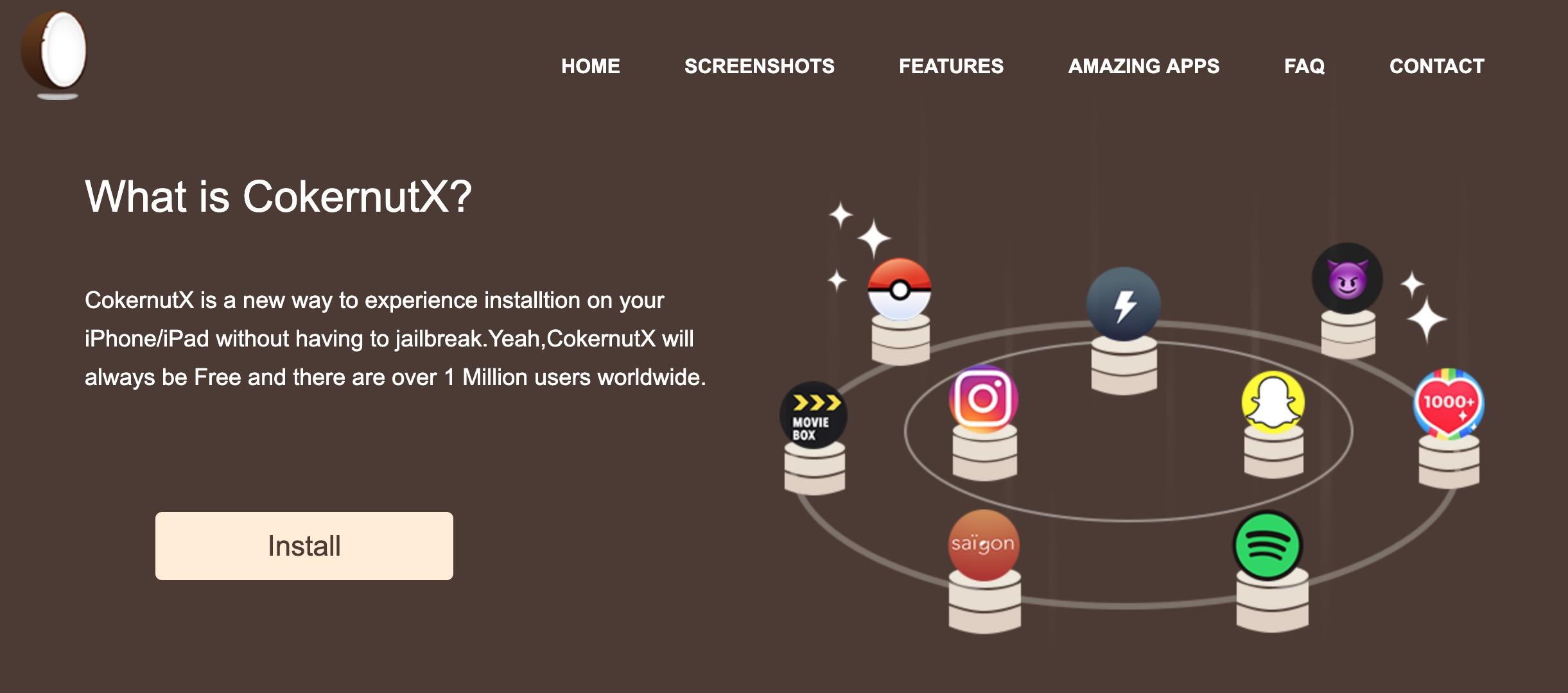 Scaricare app a pagamento gratis su iPhone con Cokernutx