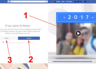 L'anno in breve di Facebook 2018 Ecco come crearlo e modificarlo