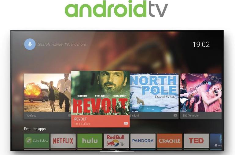 Android TV Sony e Philips regine del 2019 con Android TV