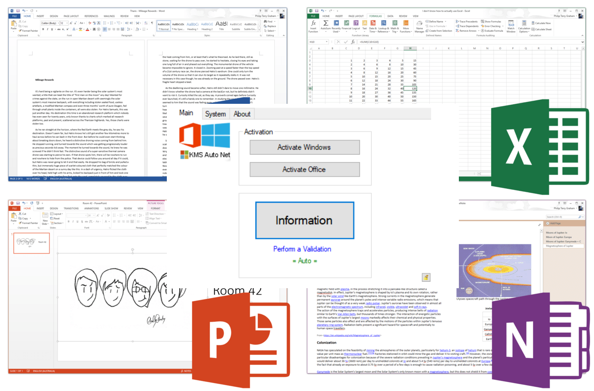 Download, Attivazione e Crack Office 2018/2019 per Windows