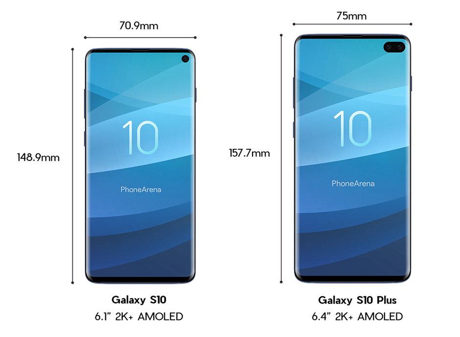 Samsung Galaxy S10: tutto quello che sappiamo fino ad ora