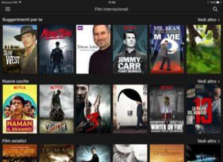 Come vedere film streaming su iPad