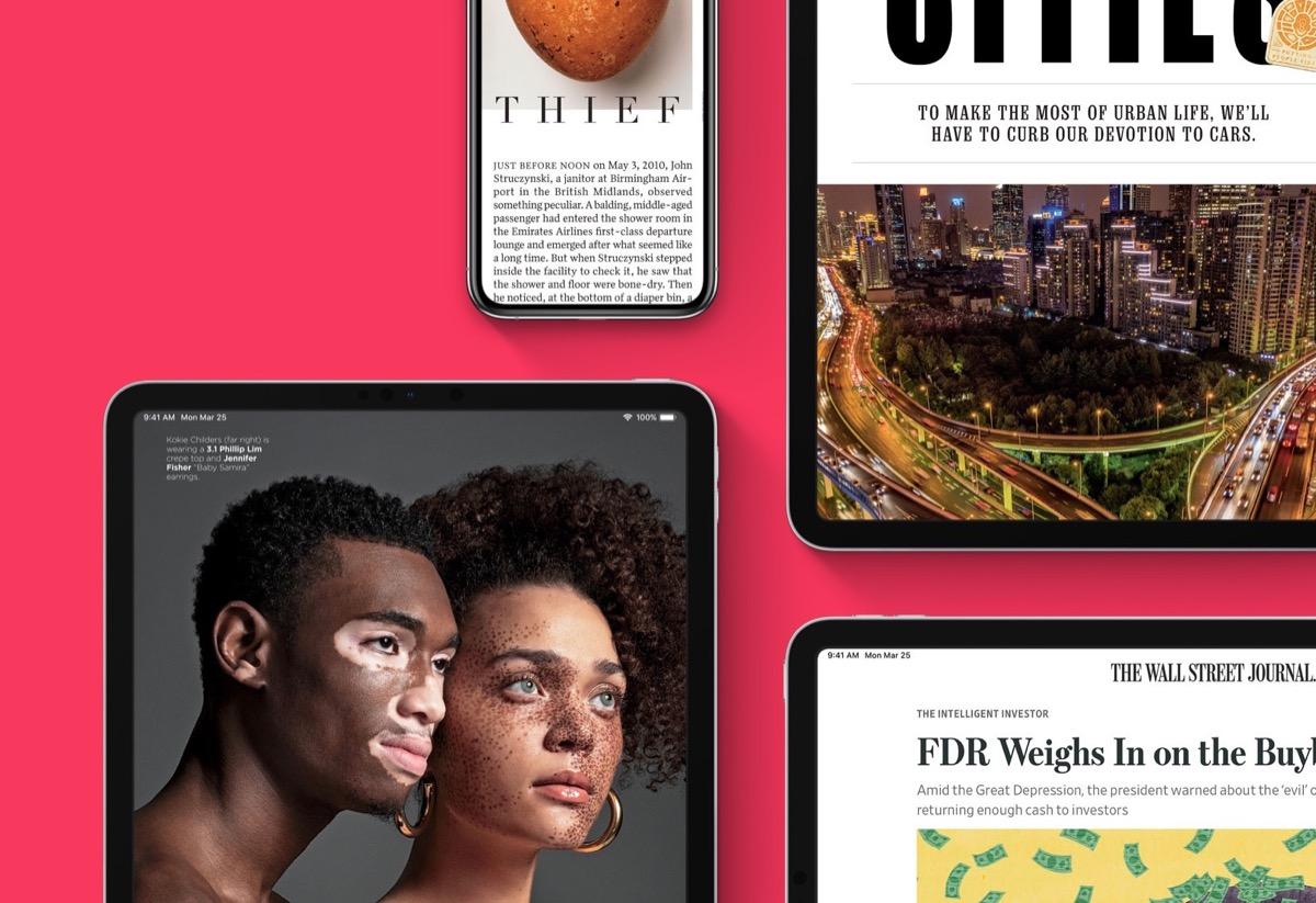 Apple News+ 1