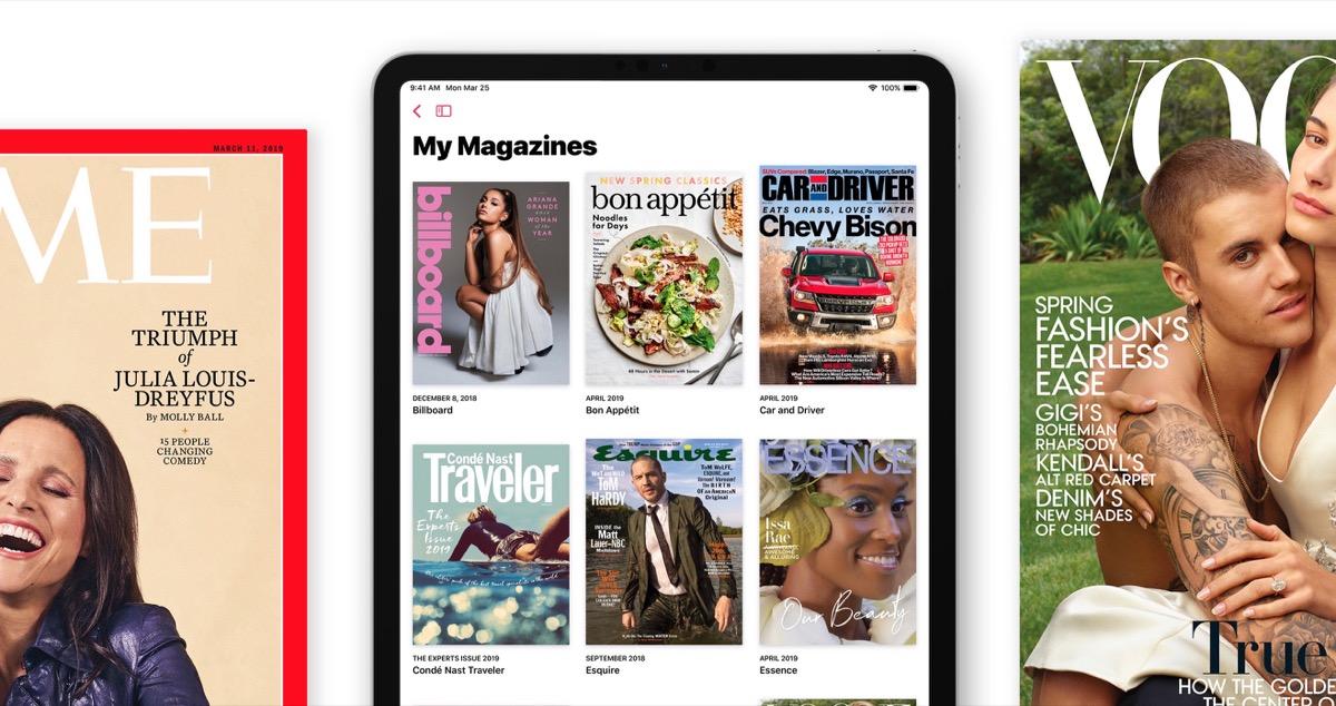 Apple News+ 2