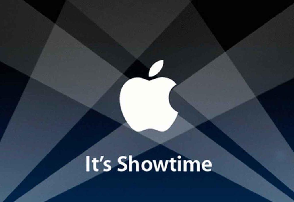 Evento Apple 25 marzo 2019